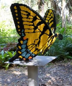 LEGO Swallowtail Butterfly