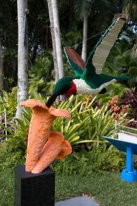 LEGO Hummingbird