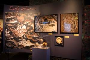 "Tentacles ""Early Influences"" Display"