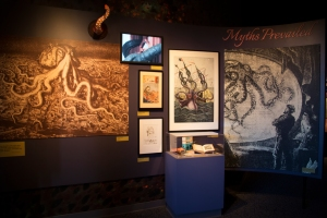 "Tentacles ""Myths Prevailed"" Display"