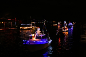 Boat Parade Polar Bear