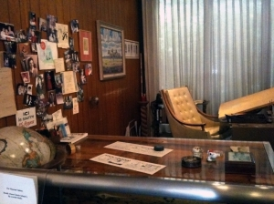 """Drawing Studio of Charles """"Sparky"""" Schulz"""