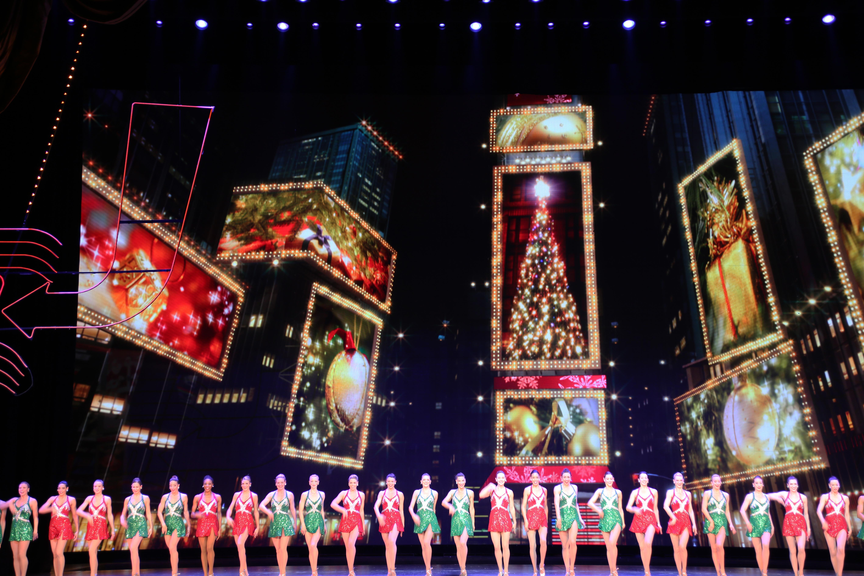 Rockettes New York City Chorus Line | naturetime