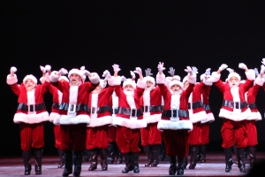Here Comes Santa Claus by Rockettes