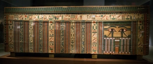 Ancient Egyptian Coffin of Nakhtkhnum (1850-1750 BC)