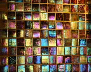 Colorful Glass Tile