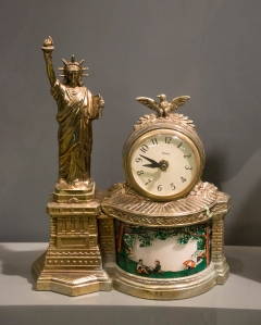 Statue of Liberty Themed Clock