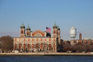 Ornate Ellis Island