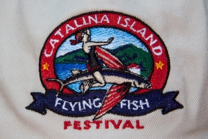 Summer Flying Fish Festival Logo