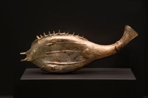 Roman Fish Flask