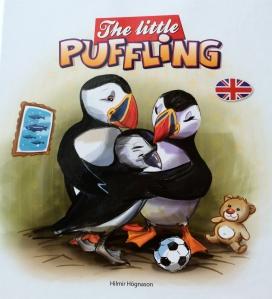 The Little Puffling Children's Book
