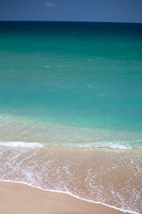 Beautiful Turquoise Water