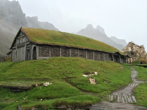 Viking Long House