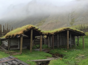 Viking Turf Houses