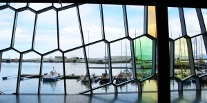 Looking at Marina through Colored Glass