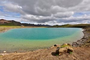 Graenavatn Lake