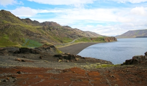 Drive to Seltun Volcanic Area by Kleifarvatn Lake