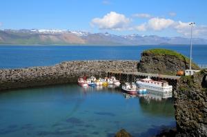 Arnarstapi Harbor