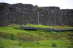 Birthplace of Icelandic Parliament in 930 AD