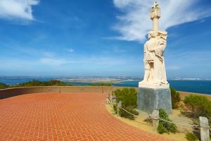 Statue of Cabrillo
