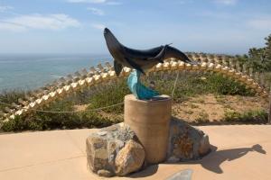 """Overlook of Gray Whale """"Highway"""""""