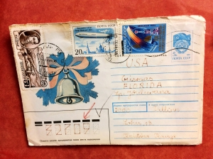 Letters are Mailed to Christmas, Florida, from Around the World