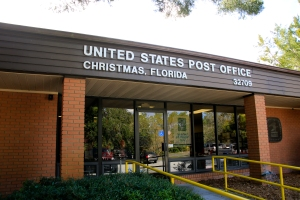 Christmas Post Office