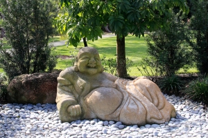 Hotei, God of Happiness