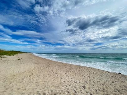 Sebastian Beach and Sky